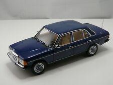 NOREV 183710 - Mercedes-Benz 230 1982 Blue W123 1/18