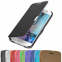 YouCase - Slim 2 Flip Case Etui Schutz Hülle Cover Handy Tasche Wallet Schale