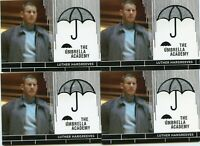 VL The Umbrella Academy season 1 chase card RC1 Tom Hopper as Luther Hargreeves