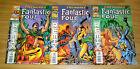 Fantastic Four: Fireworks #1-3 VF/NM complete series - marvel remix - inhumans