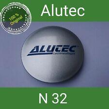 N 32 Alutec Orginal silber Nabenkappen  Felgendeckel 64 mm 1 St.