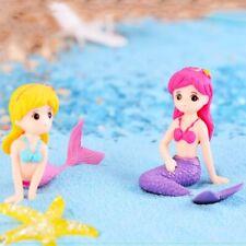 Cute Little Mermaid Aquarium Ornament Underwater Tank Decor Aquarium Accessories