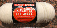 Red Heart Supersaver Yarn 8 ounces Color 313 Aran
