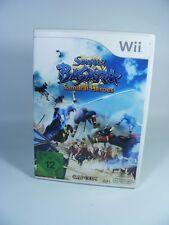 SENGOKU BASARA SAMURAI HEROES für Nintendo Wii Spiel mit OVP ohne Anleitung
