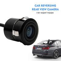 Universal HD 170° Rear-View Back Up Reverse Camera Night Vision Waterproof Black
