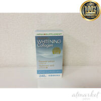 Whitening Collagen 240 grain placenta hyaluronic acid royal jelly supplement