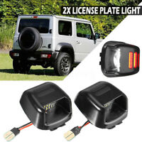 Dual LED Number License Plate Light For Nissan Navara D40 For Suzuki Equator DY