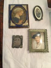New ListingLot Of Antique Picture Frames