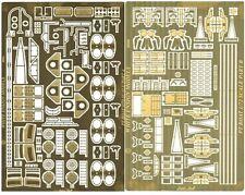 WHITE ENSIGN MODELS 1/72 PT109 Torpedo Boat Detail Set for RMX WEM7205