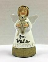ANGEL Blessing Best Wishes Congratulations Gift Your New PUPPY Dog Figurine VGC