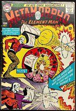METAMORPHO 1965 #1 TO 17 COMP. CLEAN  SOLID+ORIGINAL SET 1ST ELEMENT GIRL!!!