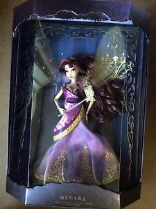 Disney Designer Midnight Masquerade Collection Megara Limited Edition Doll