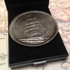The Clipper Ship Cutty Sark Coin Medal