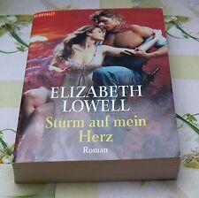 Elizabeth Lowell Sturm auf mein Herz Liebesromane