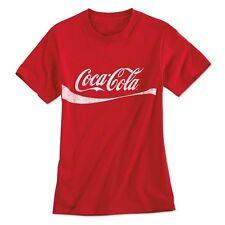 COCA COLA COKE DYNAMIC RIBBON T SHIRT  2XL  NEW!!