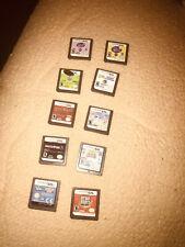 Ten nintendo DS games in one bundle