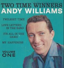 ANDY WILLIAMS Two Time Winners RARE 45 EP RECORD Vol. 1  CEP-116