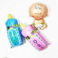 1PC Kawaii Boy Girl Large Balloon Baby Bottle Balloon Children Party Decoration