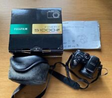 Fujifilm Finepix S1000FD Bridge Digital Camera 10mp 12x With Box Very Good Cond