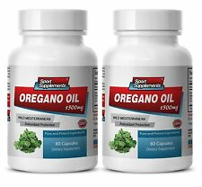 Niacin 100 - New Oregano Oil 1500mg - Help With The Metabolism Caps 2B