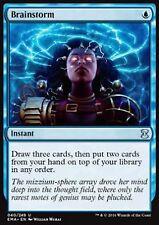 *MRM* ENG FOIL Brainstorm - Remue-Méninges Mint MTG Eternal Master