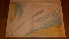 Carta nautica 323 DOVER STRAIT EASTERN PART