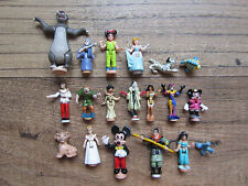 DISNEY POLLY POCKET FIGURES ONLY COLLECTION LOT 1
