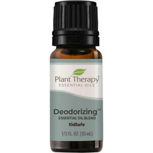 Plant Therapy Deodorizing Essential Oil Blend 100% Pure, Natural Aromatherapy