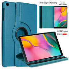 """Leather 360 Rotate Case For Samsung Tab A S6 Lite 10.4"""" SM: P610 SM: P615 (2020)"""