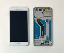 Huawei P8 LITE 2017 PRA-LX1 Touch Digitizer LCD Screen Assembly With Frame White
