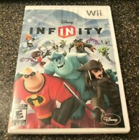 Disney Infinity - Nintendo Wii - Clean & Tested Working - Free Ship