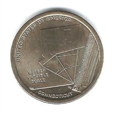 2020-D Denver $1 Coin for American Innovation Connecticut Series!