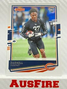 NFL Darnell Mooney Chicago Bears 2020 Panini Donruss Rookie Card #275