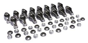 Comp Cams 1411-16 Big Block Chevy / Ford MAGNUM 1.72 Roller Tip Rocker Arms 7/16