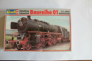 Revell Bausatz 1:87 (H0) Dampflokomotive BR 01 mit Witte Windleitblechen