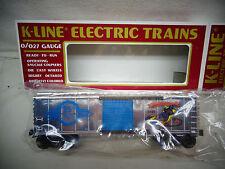 K-line #K-6491 TTOS Southern Division 25th Anniversary Classic Box Car MINT