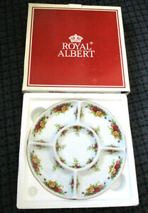 """Royal Albert   """" Old Country Roses """"   Large Entertaining Platter   1st Quality"""