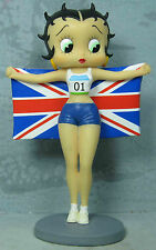 "Betty Boop -Champion - 6"" figurine - (9061)"
