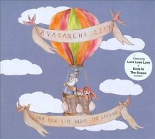 Our New Life Above the Ground by Avalanche City (CD, Jul-2011, Bertus (H'art))
