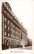 Holborn, London. Warwickshire House Female Staff Hostel. Malet Street Frontage.