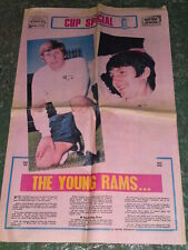 Evening Mail Cup Special - THE YOUNG RAMS -  Feb 19 1973