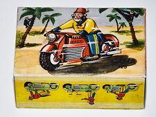 Reprobox für das Gama Motorrad mit Affe - Artikelnummer 125