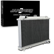 JAPSPEED 45MM HIGH FLOW ALUMINIUM ALLOY RADIATOR FOR NISSAN 200SX S14 S14A S15