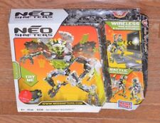 Mega Bloks 6338 Web Battlers Neo Shifters Web Battlers includes 4 Skill Games