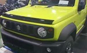 New Genuine Suzuki Jimny Smoked Bonnet Protector  #990AA00330SMK
