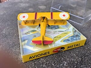 Aviones Metal diecast Spad XIII WWI Fighter Plane by Playme S. A.