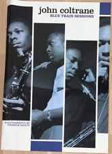 John Coltrane - Blue Train Sessions
