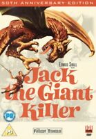 Nuovo Jack The Gigante Assassino DVD (101FILMS019)