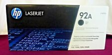 HP NEW  LASERJET 1100 3200 TONER CARTRIDGE C4092A BLACK               #CP#