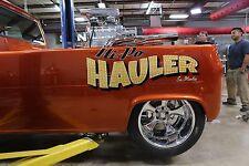 """18x9"""" GASSER 474 WHEEL AMERICAN RACING 2 PIECE CUSTOM FORD MOPAR CHEVY GM  NEW"""